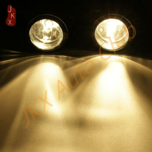 LH/&RH Fog Light Bumper Lamp For MITSUBISHI Eclipse 2006-2012 Endeavor 2006-2011