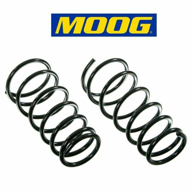 Rear Constant Rate 353 Coil Spring Set Moog For Nissan Pathfinder 2005-2012