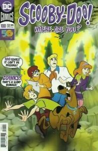 Scooby-Doo-Where-Are-You-100-Cover-A-1ST-PRINT