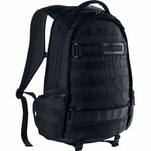 46263d12a773 Image is loading Nike-SB-RPM-Backpack-Black-O-S-BA5130-005
