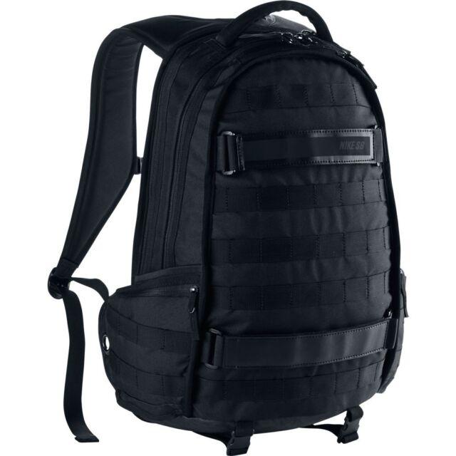 20097c0316cf Nike SB RPM Backpack Black O s Ba5130-005 for sale online