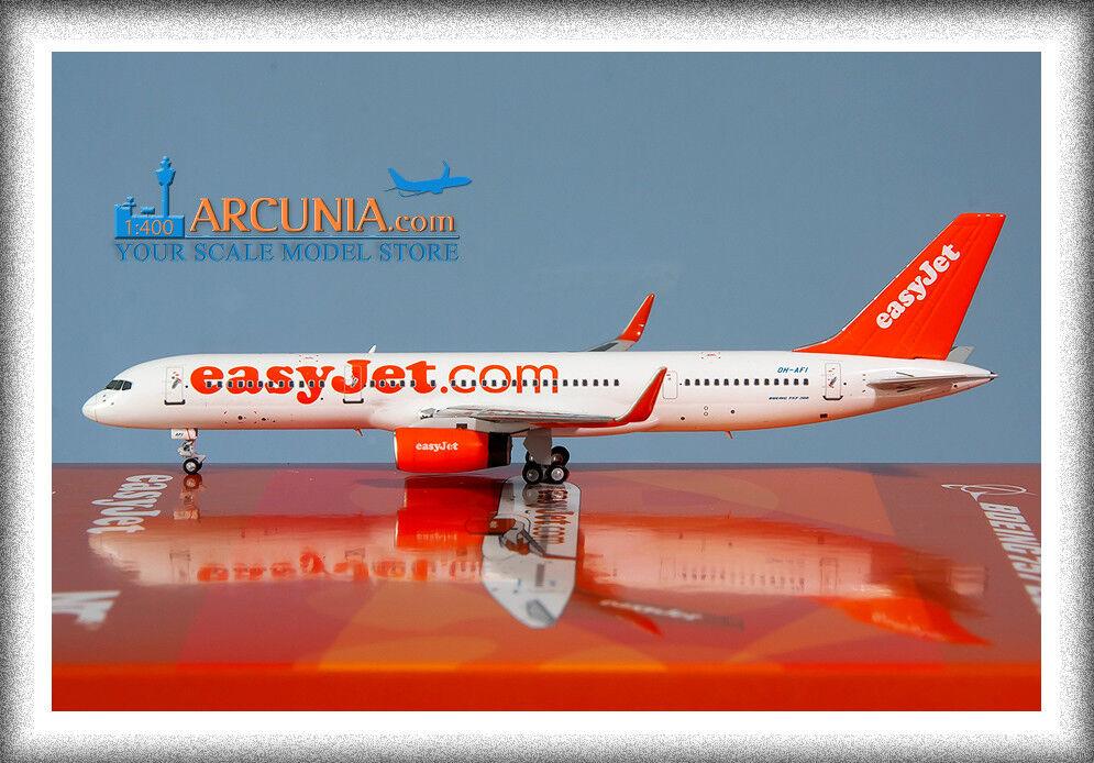 NG Models 1 400 Easyjet Boeing 757-200wl  OH-AFI  53057