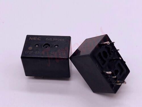NEC EP2-B3G1S EP2F-B3G1S Automotive Relay 12VDC 30A 8 Pins x 1pc