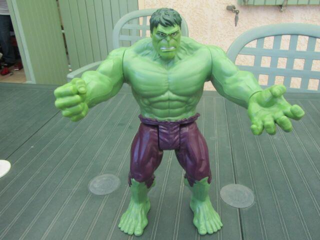 Avengers Hulk Mini Figurine Marvel Bruce Banner Violet Pantalon Gamma Vendeur Britannique