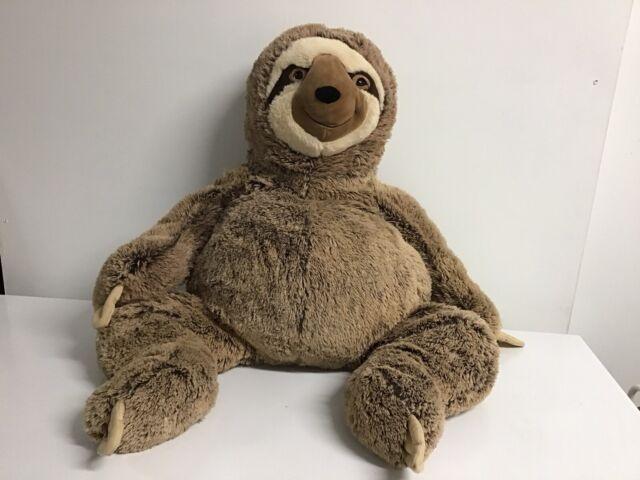 Blue Big Teddy Bear, Hugfun 36 Jumbo Sloth Large Plush For Sale Online Ebay