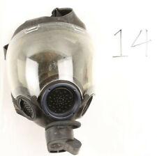 Msa Millennium Medium Cbrn Gas Mask 10006231 With Plastic Face Sheild