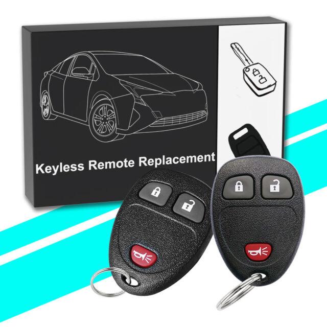 Remote For 2008 2009 2010 Toyota Corolla Keyless Entry Car Key Fob Control