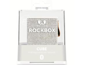 Fresh 'n Rebel Rockbox CUBE TISSU Edition Bluetooth sans fil poche haut-parleur