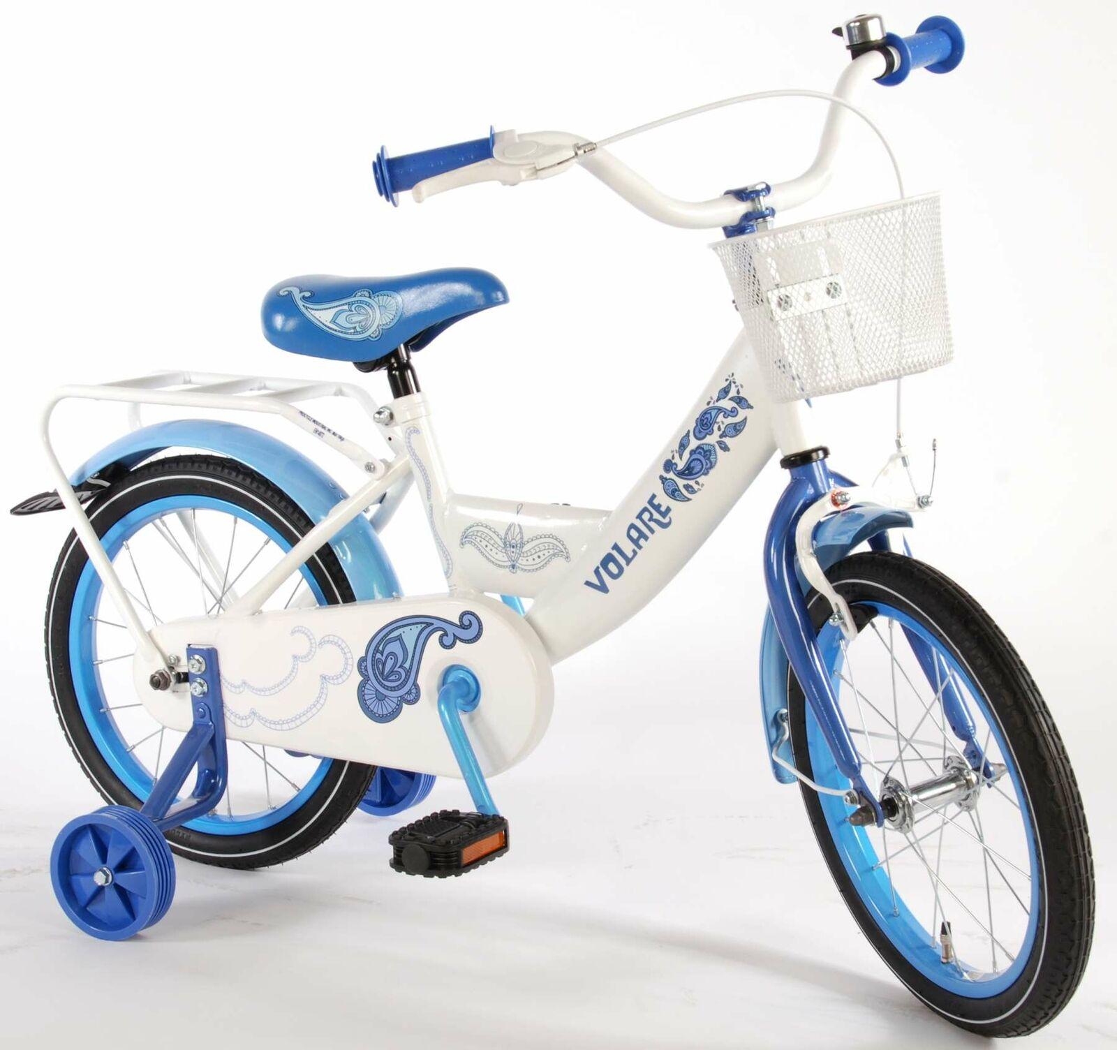 16 Zoll Mädchenfahrrad Mädchen Rad Kinder Rad Fahrrad Cityrad Rückktrittsbremse