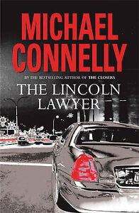 """AS NEW"" Connelly, Michael, The Lincoln Lawyer (Mickey Haller Series), Hardcover"