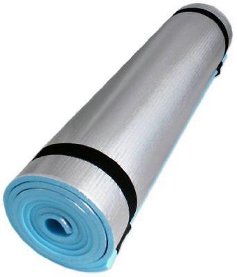 Ragionevole Camping Roll Up Tappetino Isolante Foil Materasso In Schiuma Sleeping Tenda Festival Yoga-