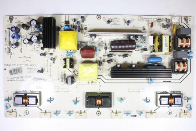 """Dynex 55/"""" DX-55L150A11 151886 LCD Power Supply Board Unit"""