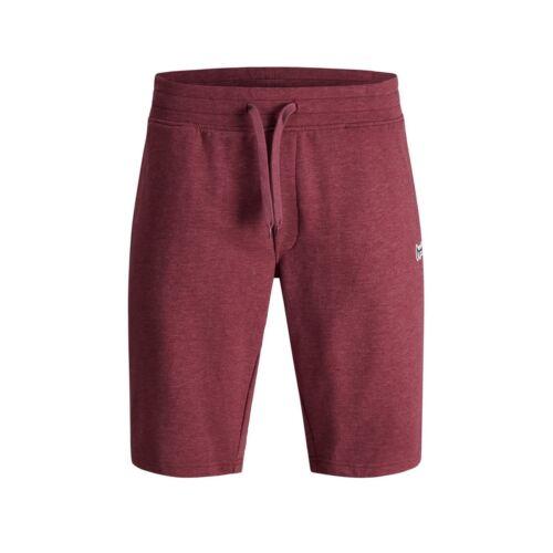 Mens Shorts JACK /& JONES New Light Cotton Jersy Soft Touch Summer Pants