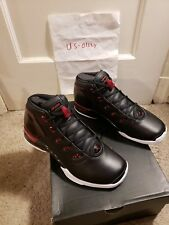 b136efc95c9 item 2 Men's Sz 9 Nike Air Jordan XVII 17 Retro Bulls Black/Red 832816-001 Shoes  Size 9 -Men's Sz 9 Nike Air Jordan XVII 17 Retro Bulls Black/Red 832816-001  ...