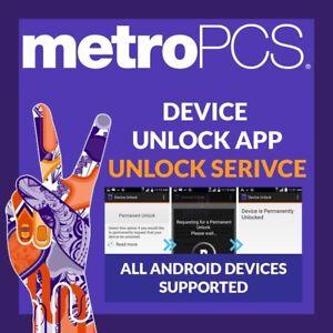 METROPCS METRO PCS DEVICE UNLOCK APP CODE SERVICE LG Stylo 4
