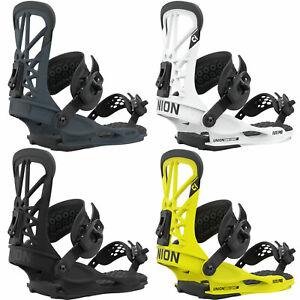 Union Flite Pro uomo snowboard binding FREESTYLE SNOWBOARD BINDING 2021 NUOVO