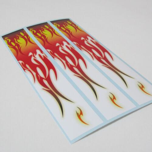 """15-4x1/"""" Tribal Flame Arrow Wraps"""