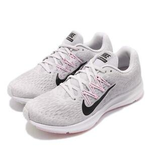 Nike-Wmns-Zoom-Winflo-5-Grey-Black-Pink-Womens-Running-Shoes-AA7414-013