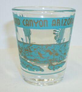 Vintage-Barware-Grand-Canyon-Arizona-Souvenir-Shot-Glass