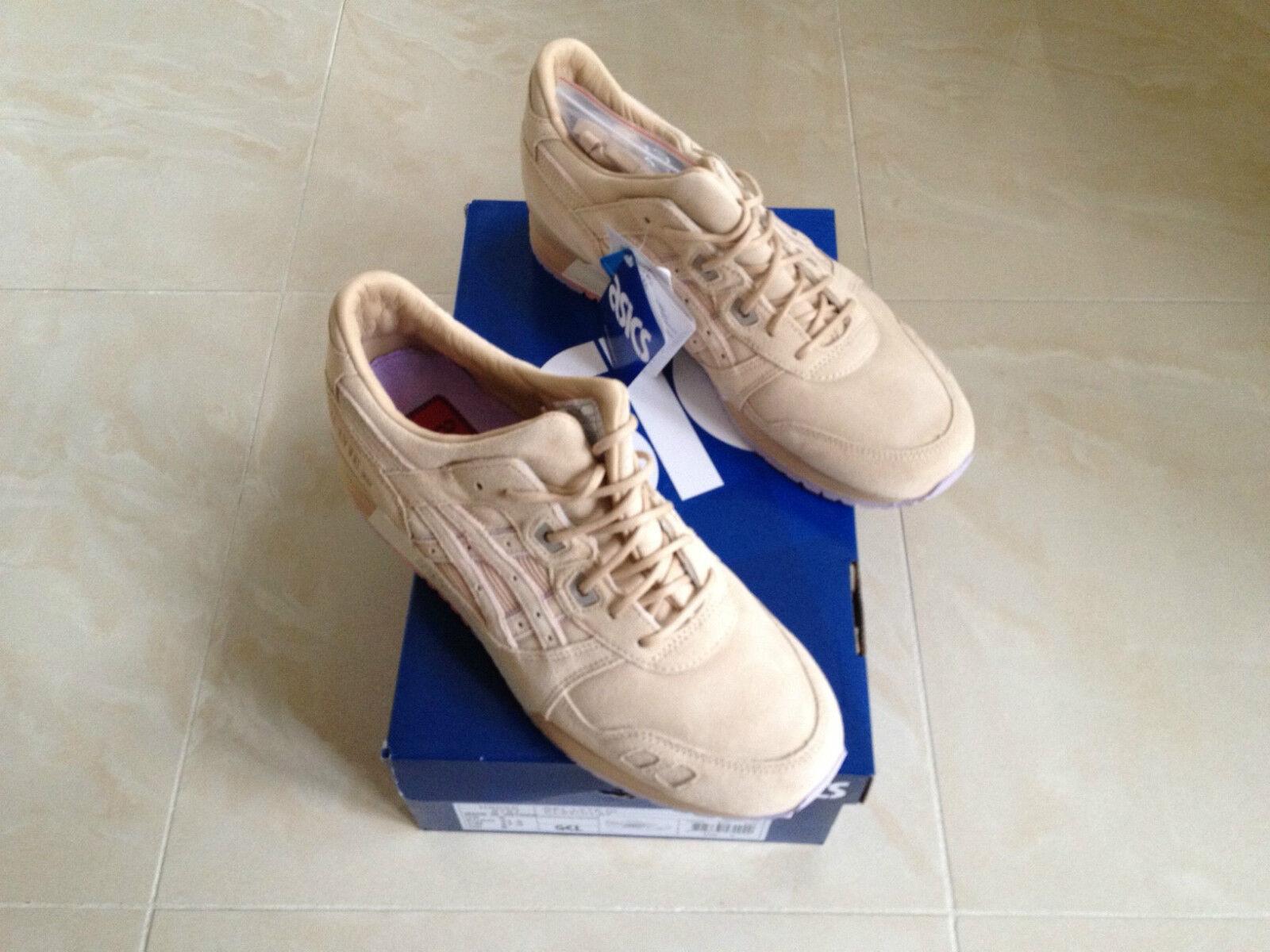 ASICS X CLOT CLOT CLOT Gel Lyte 3 III Clay Sand SIzes & 8.5 NEW LOOK 6e7b20