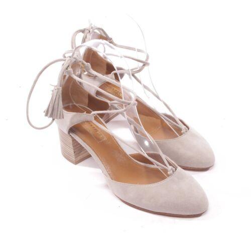 the best attitude 2c364 854f8 Tgl Grigio Donna Chaussures Décolleté 35 Alti Scarpe D Aquazzura Tacchi  qpIv5w4