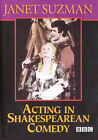 Acting in Shakespearean Comedy by Janet Suzman (DVD, 2007)