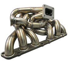 CXRacing Turbo Manifold For Lexus SC300 2JZGE 2JZ-GE 11 Gauge Equal Length