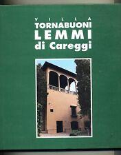 VILLA TORNABUONI LEMMI DI CAREGGI # INAIL 1994 2A ED. Aggiornata