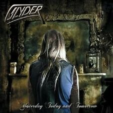 "GLYDER ""YESTERDAY TODAY AND TOMORROW"" CD NEU"