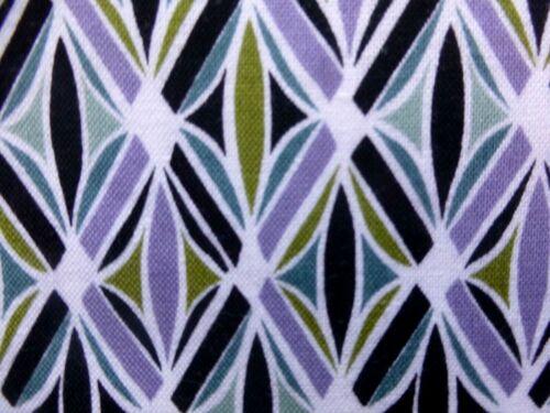 BEL AIR TRELLIS Fabric Fat Quarter Cotton Craft Quilting Geometric