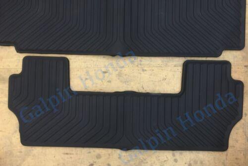 Genuine OEM Honda Odyssey All Season Floor Mat Set 2011-2017 08P13-TK8-110A