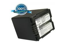7.4V battery for Panasonic NV-GS180, VDR-D100EB-S, PV-GS39, VDR-D250EG-S, NV-GS2