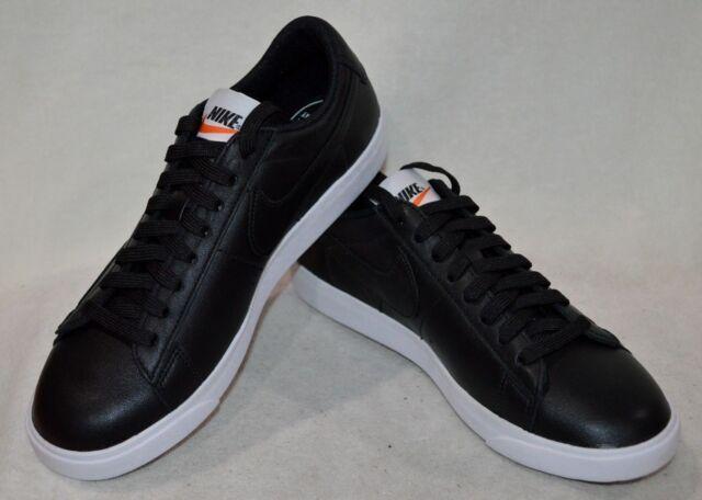 e7da3449d5 Nike Blazer Low Leather Black/White Women's Sneakers - Asst Sizes NWB  AA3961-001