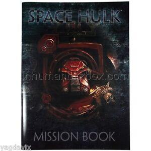 ACC-03-LIVRET-MISSION-ANGLAIS-WARHAMMER-40000-BITZ-W40K-SPACE-HULK-MISSION-BOOK