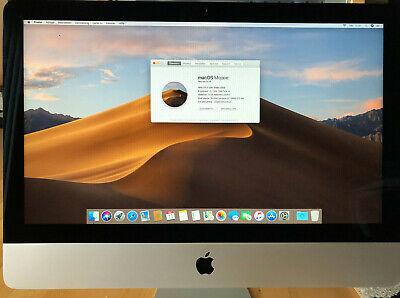 Apple Imac 21,5 Zoll Desktop Md093d/a Intel Core I5 Mit 2,7ghz 1tb Hdd 8gb Ram Aromatischer Geschmack