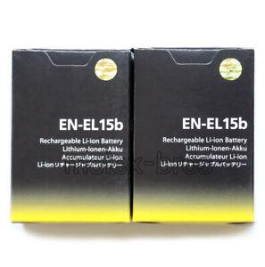 2x-EN-EL15B-ENEL15B-New-Battery-For-Nikon-D7100-D7000-D800-D810-D750-Z7-Z6-V1