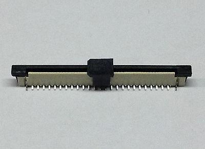 Obere Kontakte 1 st Steckverbinder: FFC ; horizontal; PIN:8; ZIF FPC