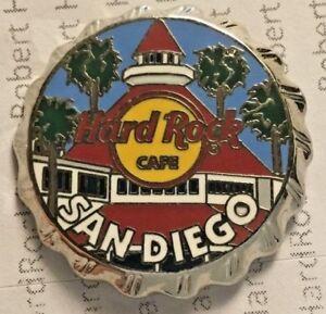 2006 Hard Rock Cafe San Diego Flaschenverschluss Serie Hotel Del Coronado Le Pin