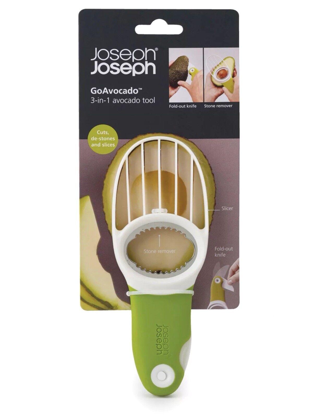 JOSEPH JOSEPH 20112 GoAvocado 3in1 Avocadomesser
