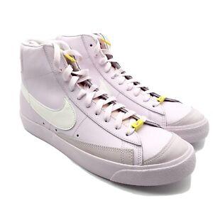 Details about Nike Blazer Mid 77 Violet Digital Pink Opti Yellow CZ0376-500 Size 12 Mens 10.5