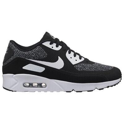 Nike Air Max 90 Ultra 2.0 Essential Mens 875695 019 Black White Shoes Size 9.5 | eBay