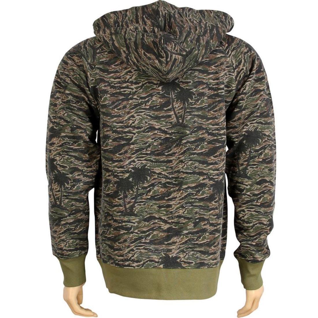 88.99 The Hundrossos Camo Zip Hoody THSP1112039WLD (woodland) THSP1112039WLD Hoody d27ad8