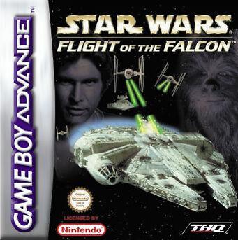 1 von 1 - 2 STAR WARS GAMES: FLIGHT OF THE FALCON+III DIE RACHE DER SITH FÜR GBA,DS,DSLITE