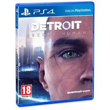 SONY PS4 - Detroit: Become Human - Day one: 25/05/18