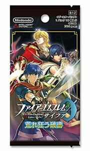 1pack-TCG-Fire-Emblem-0-Cipher-Booster-Pack-034-Raging-wreck-034