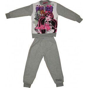 pyjama-enfant-polaire-Monster-High-pour-enfant-de-6-a-12-ans