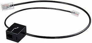plantronics telephone interface cable for cs520 cs530. Black Bedroom Furniture Sets. Home Design Ideas