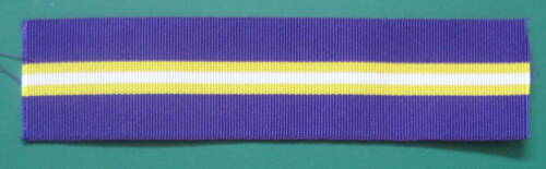 RIBBON Singapore Armed Forces SAF Overseas Service Medal Non-Operational 1973-98