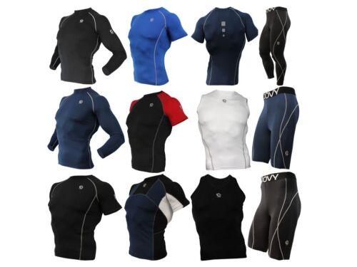 surfing Circuit training Shirt Tights Short Mens COOVY MMA Jiu Jitsu BJJ