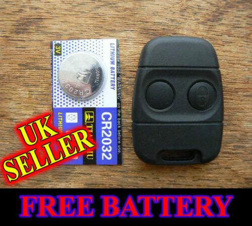 MG Land Rover Freelander 2 BUTTON REMOTE KEY FOB CASE